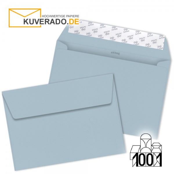 Artoz 1001 Briefumschläge pastellblau DIN C6