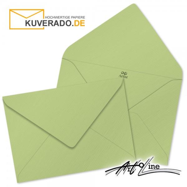 Artoz Artoline Briefumschlag in pistache-grün DIN E6