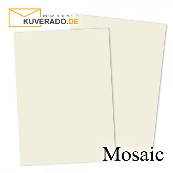 Artoz Mosaic ivory Briefkarton DIN A4
