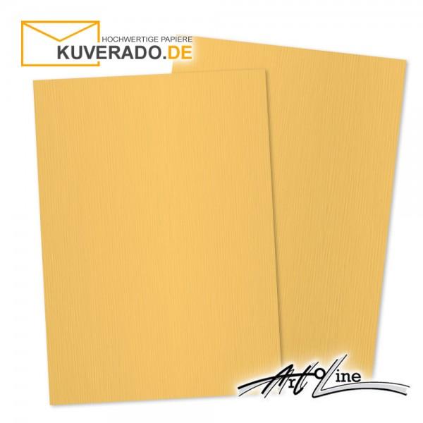 Artoz Artoline Briefpapier in sandgold-orange DIN A4