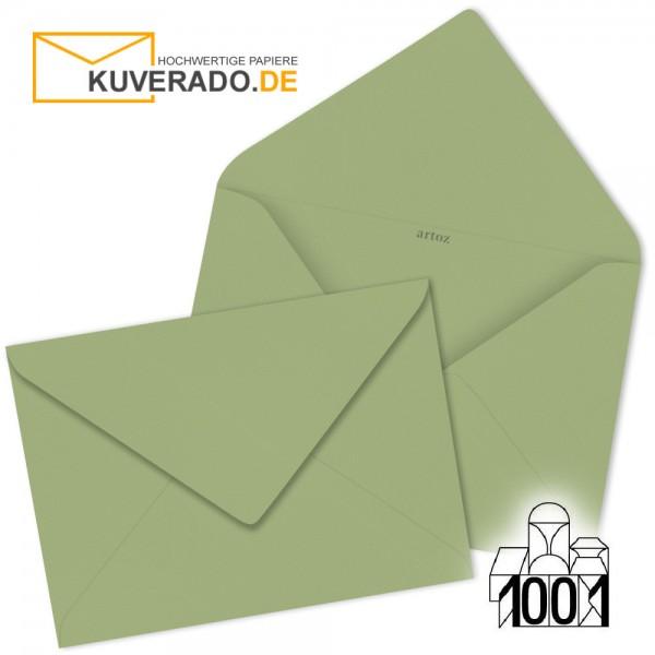 Artoz 1001 Briefumschläge lindgrün DIN B6