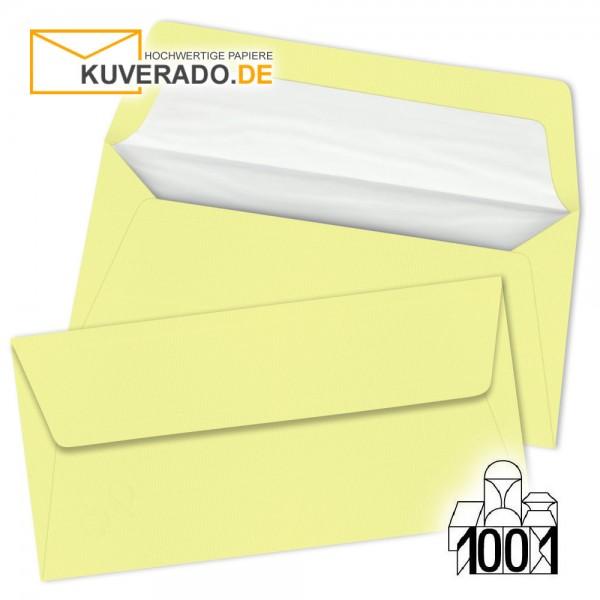 Artoz 1001 Briefumschläge citro-gelb DIN lang