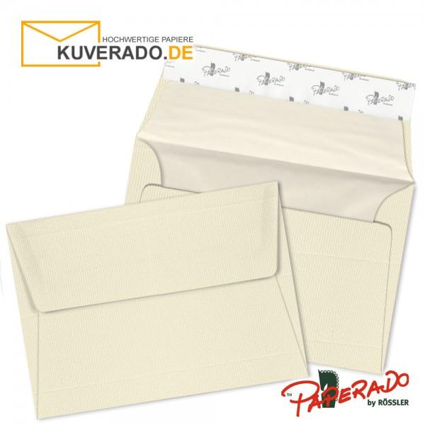 Paperado Briefumschläge DIN C6 chamois