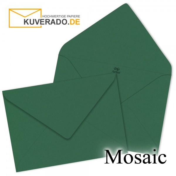 Artoz Mosaic tannengrün Briefumschläge DIN C7
