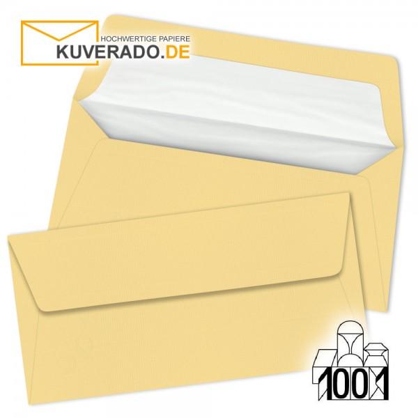Artoz 1001 Briefumschläge honiggelb DIN lang
