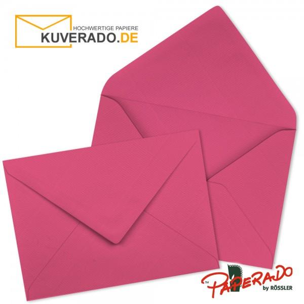 Paperado Briefumschläge in fuchsia rosa 225x315 mm