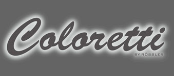 Logo: Rössler Papier Coloretti