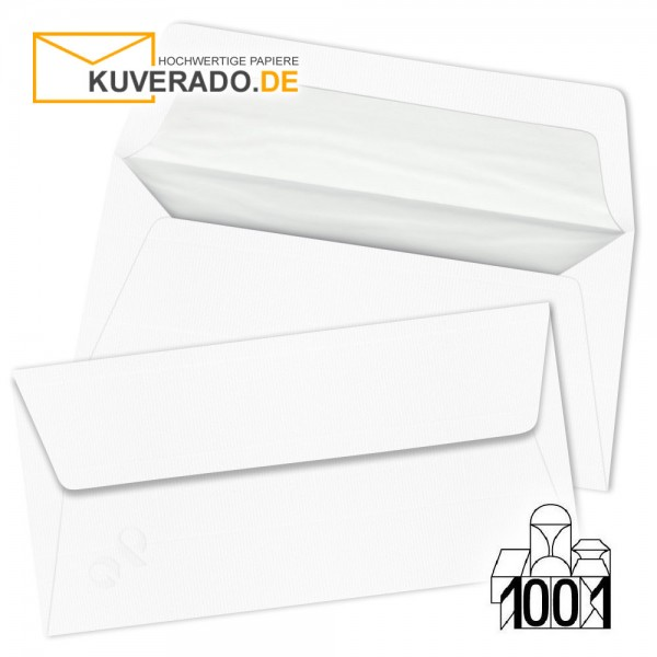 50 Artoz Papier 1001 Briefumschläge Kuverts DIN-Lang 100g Farben