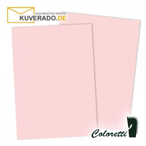 Rosa Briefpapier in 165 g/qm von Coloretti