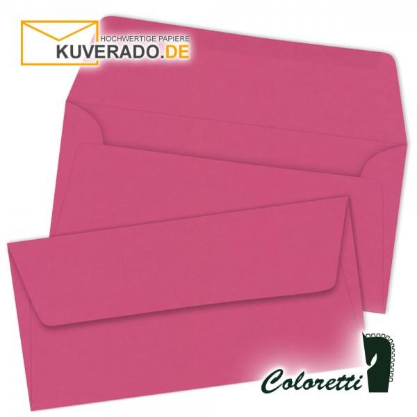 Pink rosa DIN lang Briefumschläge von Coloretti