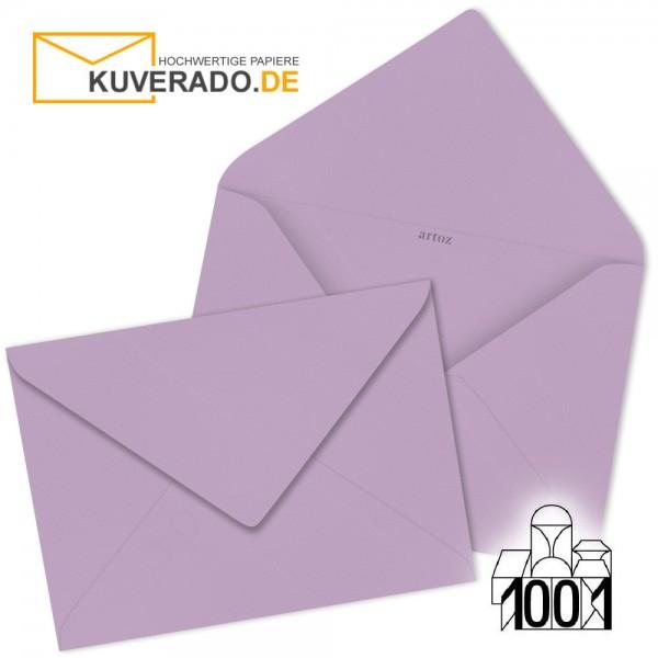 Artoz 1001 Briefumschläge flieder 75x110 mm