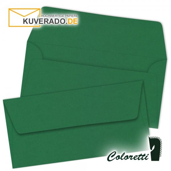 Forest-grüne DIN lang Briefumschläge von Coloretti