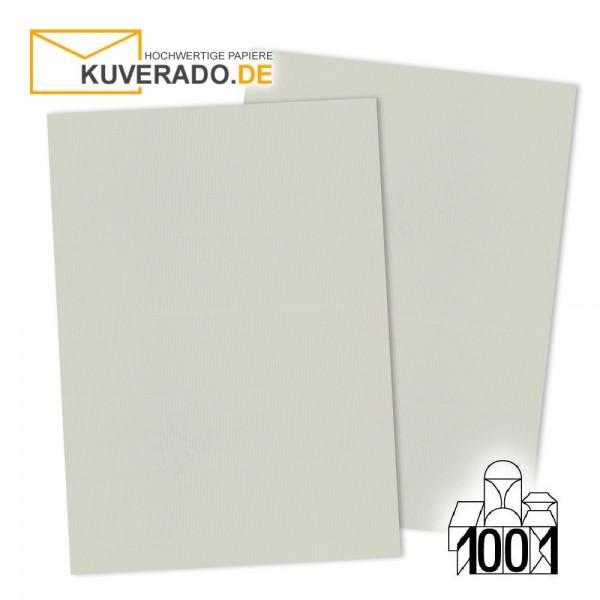 Artoz 1001 Briefkarton silbergrau DIN A4 mit Wasserzeichen