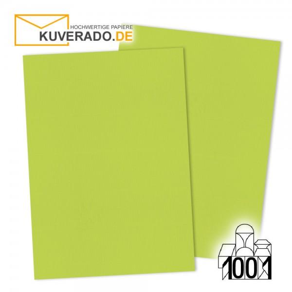 Artoz 1001 Einlegekarten limettengrün DIN A7