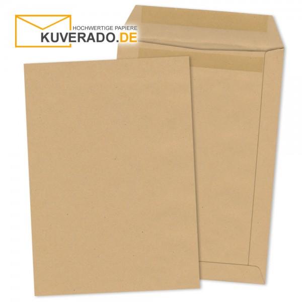 MAILmedia DIN B5 Versandtaschen in natronbraun selbstklebend 90g/qm
