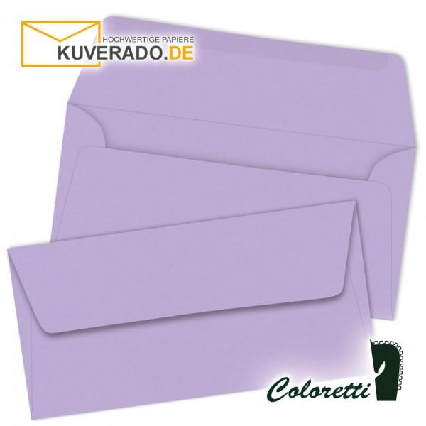 Lavendel lila DIN lang Briefumschläge von Coloretti