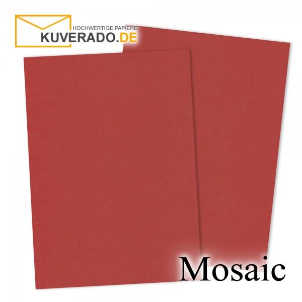 Artoz Mosaic feuerroter Briefkarton DIN A4