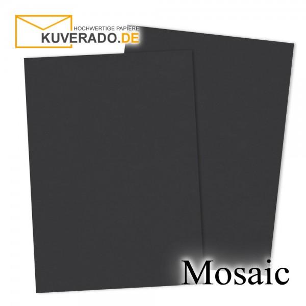 Artoz Mosaic schwarzer Briefkarton DIN A4