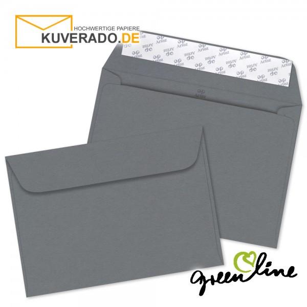 ARTOZ Greenline | Recycling Briefumschläge in granit-grau DIN C6