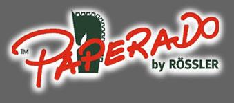 Logo: Röessler Papier Paperado
