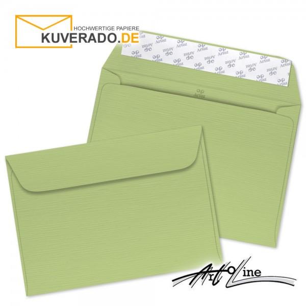 Artoz Artoline Briefumschlag in pistache-grün DIN C6