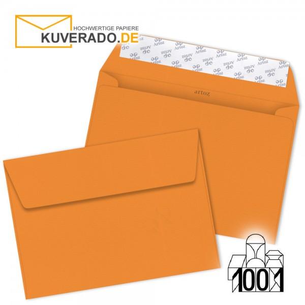 Artoz Briefumschläge orange DIN C5