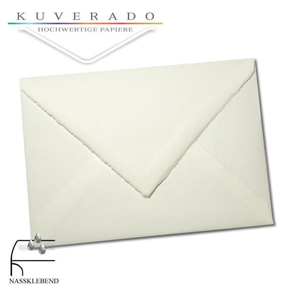 Büttenpapier Briefumschläge
