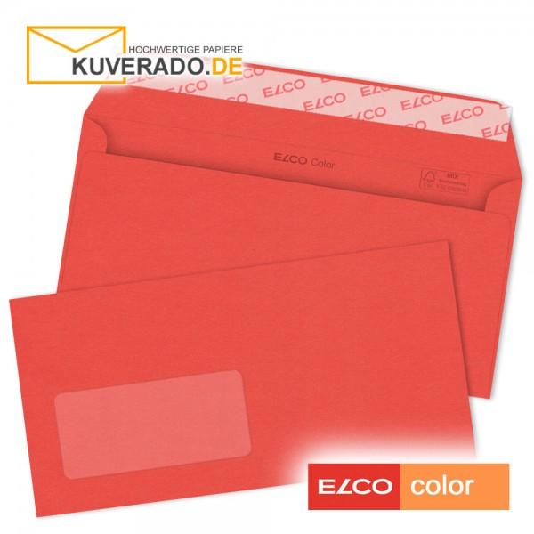 rote Briefumschläge DIN C6/5