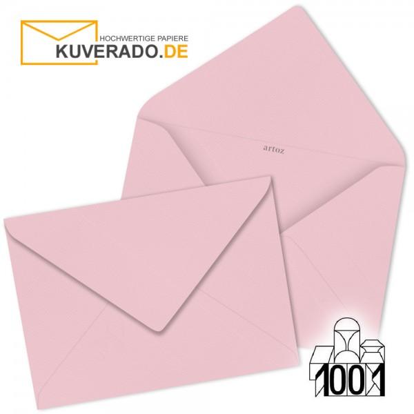 Artoz Briefumschläge kirschblüten rosa 75x110 mm