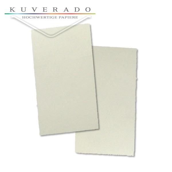 Büttenpapier Karten