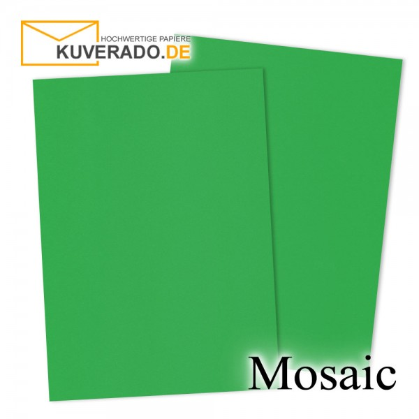Artoz Mosaic apfelgrün Karten DIN A7