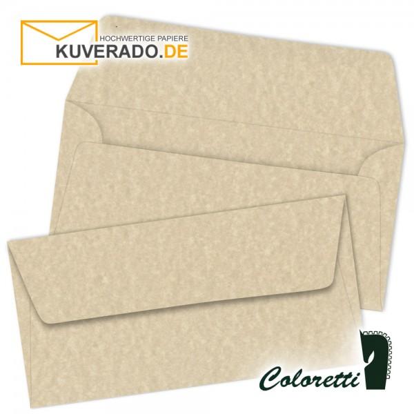 Saharabraun marmorierte DIN lang Briefumschläge von Coloretti