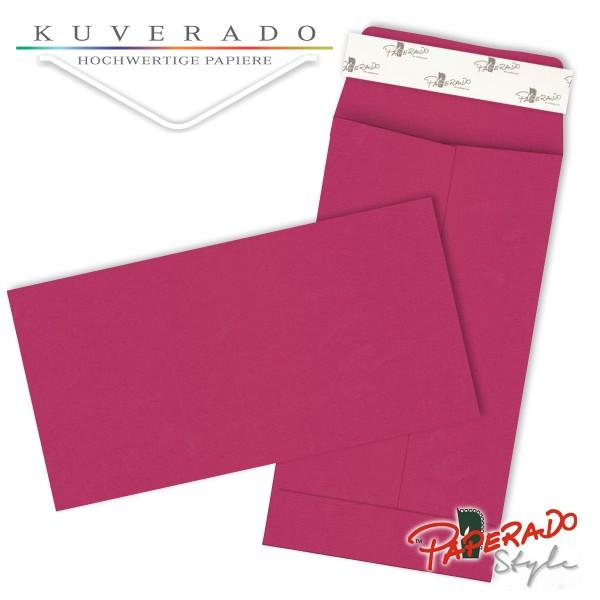 Paperado Style Briefumschläge amarena 114x224 mm