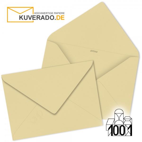 Artoz 1001 Briefumschläge baileys-beige 135x191 mm