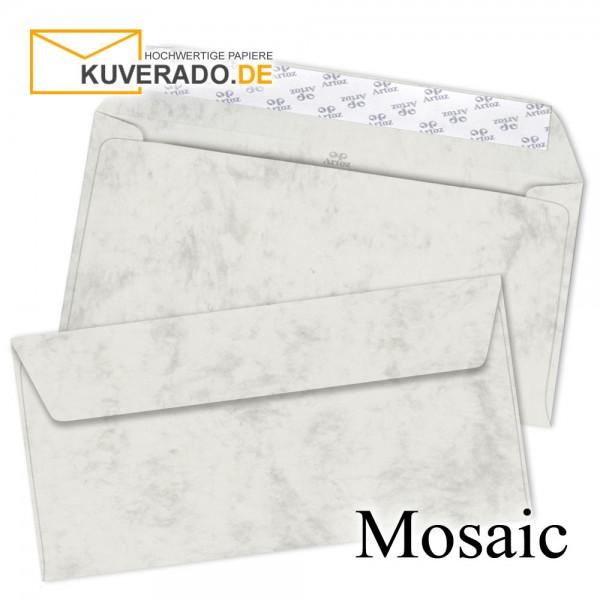 Artoz Mosaic marmorierte Briefumschläge in grau DIN C6/5