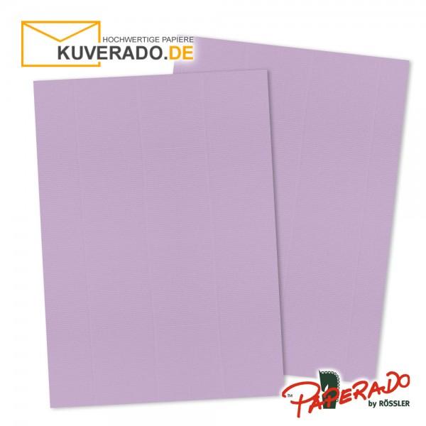 Paperado Briefpapier in orchidee lila DIN A4 160 g/qm