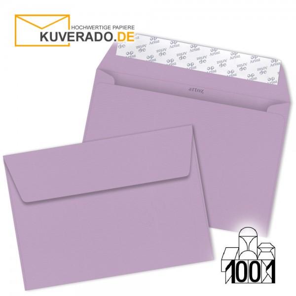Artoz 1001 Briefumschläge flieder DIN C5