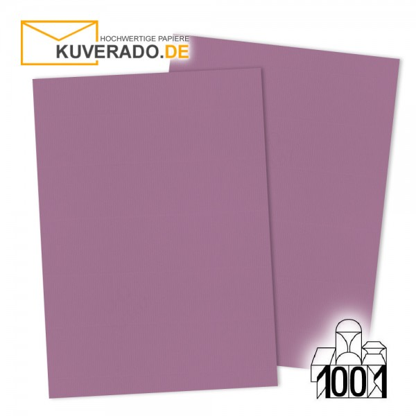 Artoz 1001 Einlegekarten holunder DIN A7