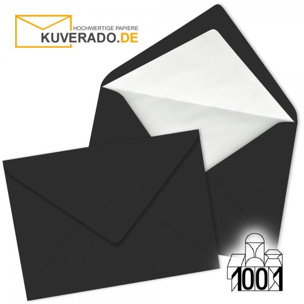 Artoz Briefumschläge schwarz DIN C5
