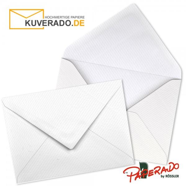 Paperado Briefumschläge in weiß 225x315 mm