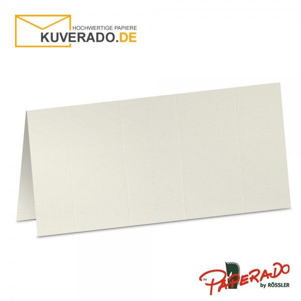 Paperado Tischkarten in ivory-beige