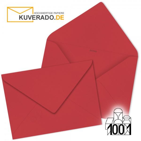 Artoz Briefumschläge rot DIN B6