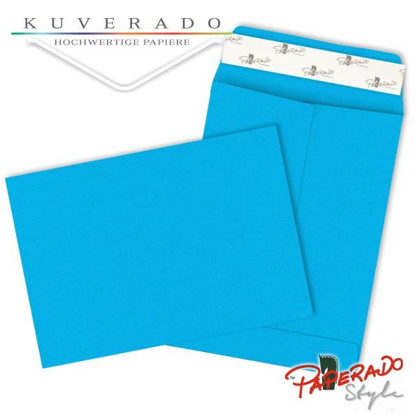 Paperado Style Briefumschläge pacificblau 134x184 mm