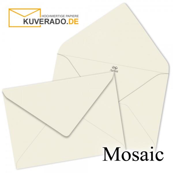 Artoz Mosaic ivory Briefumschläge DIN C7