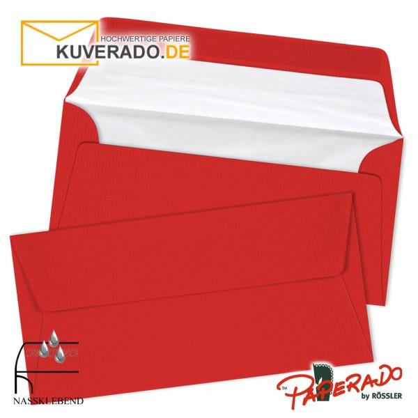Paperado Briefumschläge tomate