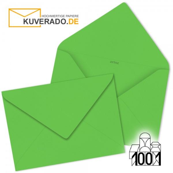 Artoz 1001 Briefumschläge maigrün 135x191 mm