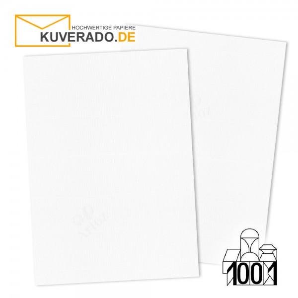 Artoz 1001 Einlegekarten blütenweiß DIN A7