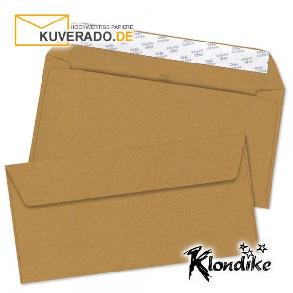 Artoz Klondike Briefumschlag in rotgold-metallic DIN C6/5