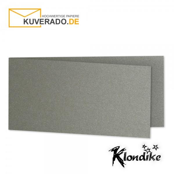 Artoz Klondike Karten in turmalin-metallic DIN lang