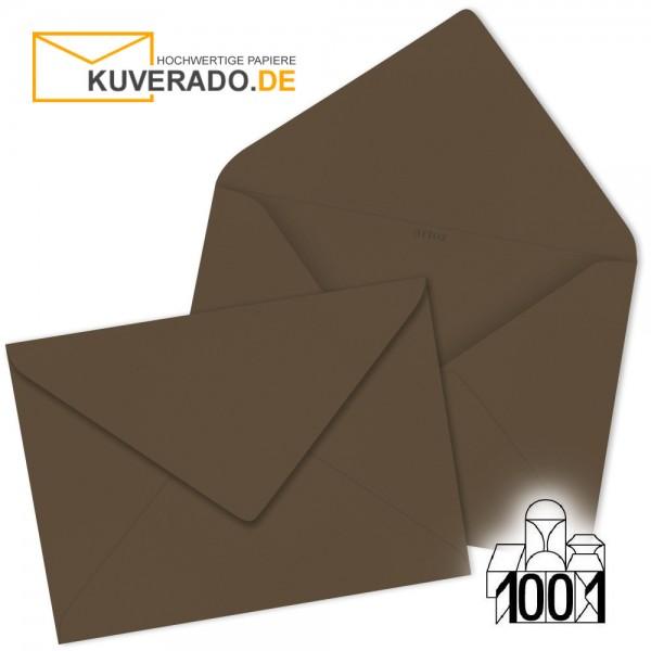 Artoz Briefumschläge braun DIN B6
